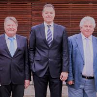 Vorstandschaft SPD-Ortsverein Baierbrunn und Bürgermeisterkandidat