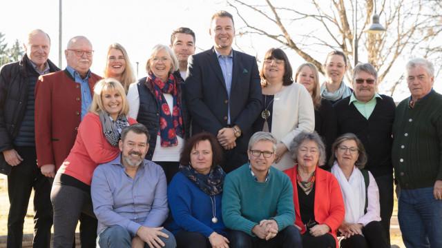 Gruppenfoto SPD Baierbrunn